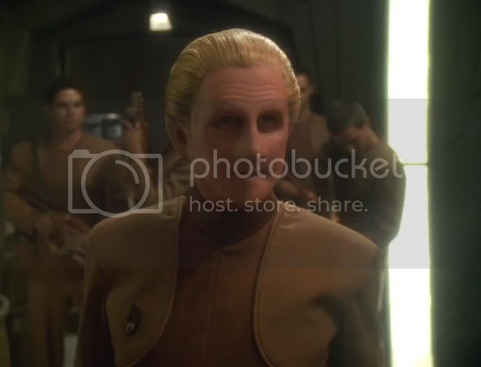 Star Trek Deep Space Nine Odo Sacrafice of Angels 22 0 Pictures, Images and Photos